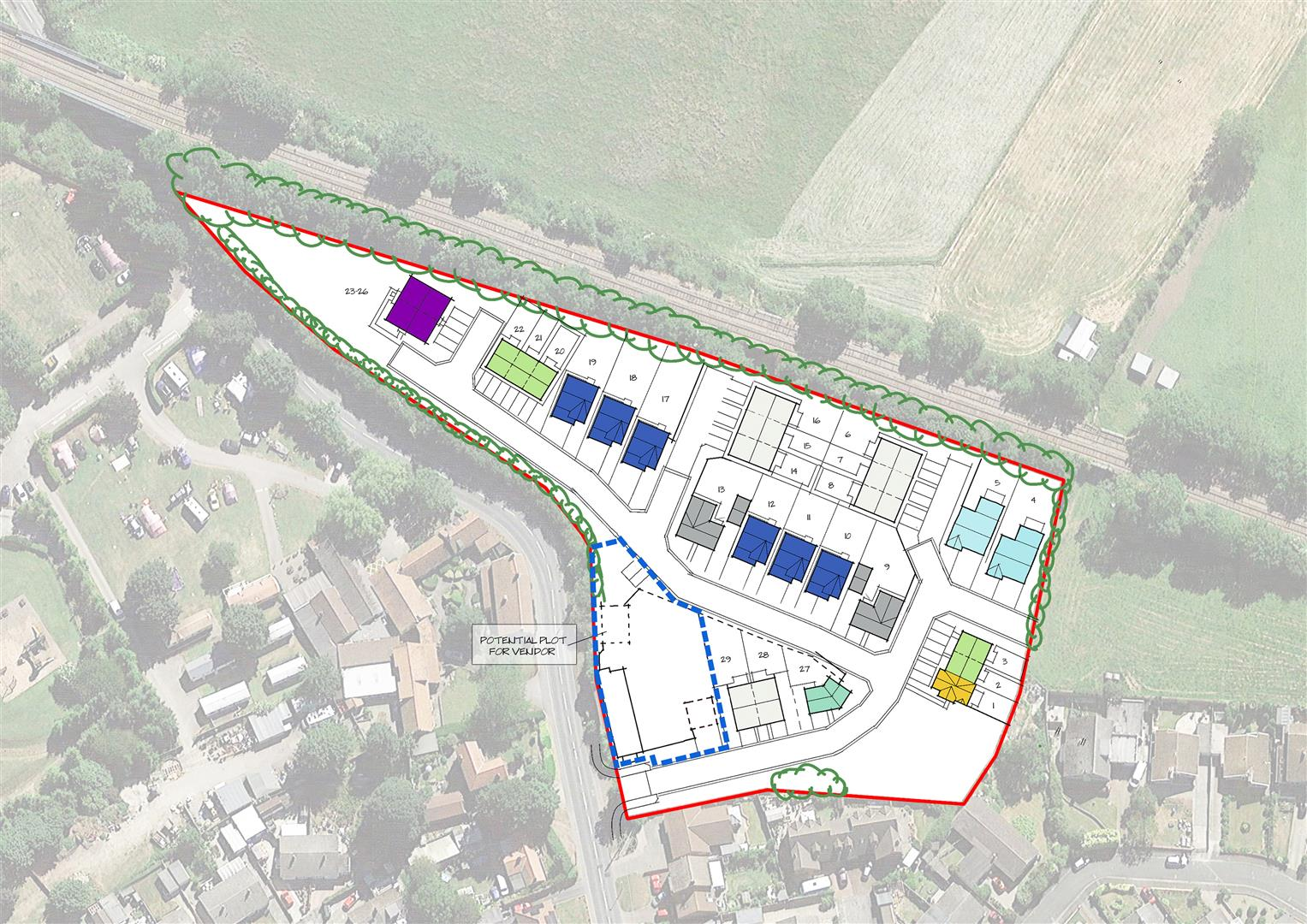 Development Site Stonegate, Hunmanby, Filey, YO14 0PU